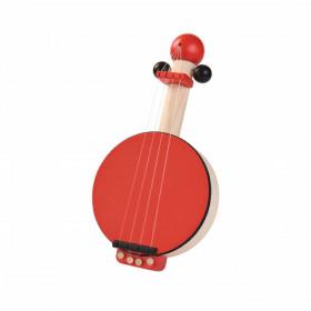 Instrument muzical- Banjo din lemn, PlanToys