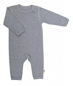 Jumpsuit Joha bumbac organic - Basic Grey
