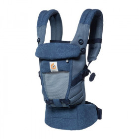 Marsupiu ergonomic, portbebe , Ergobaby Adapt Cool Air Mesh, Blooms