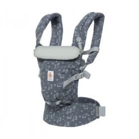 Marsupiu ergonomic,portbebe, Ergobaby Adapt, Trunks Up
