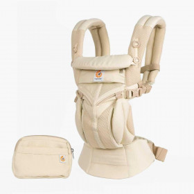 Marsupiu ergonomic,Ergobaby Omni 360 Cool Air Mesh Natural Weave