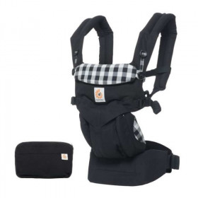 Marsupiu ergonomic, portbebe ,Ergobaby Omni 360, Gingham