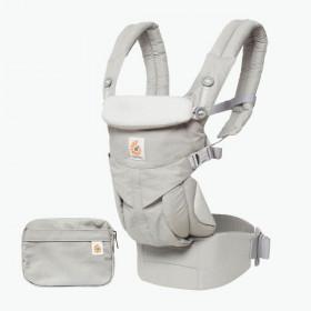 Marsupiu ergonomic, portbebe , Ergobaby Omni 360, Pearl Grey