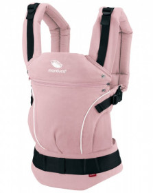 Marsupiu Ergonomic, Manduca First, PureCotton Rose