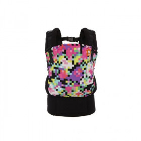 Marsupiu ergonomic,portbebe ,Tula Toddler, PIXELATED