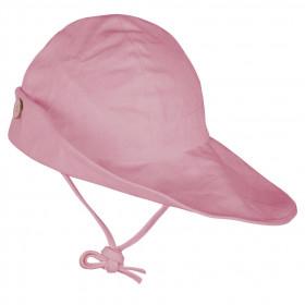 Pălărie ajustabilă ManyMonths Original cânepă și bumbac - Mauve Glow