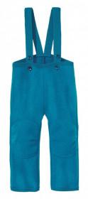 Pantaloni Disana lână organica boiled wool - Blue