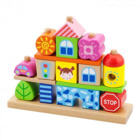 Piramida Montessori Oraselul Copiilor
