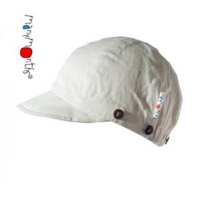 Șapcă ajustabilă ManyMonths cânepă și bumbac - Natural