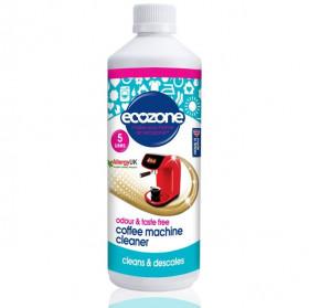 Solutie detartranta pentru curatarea cafetierelor, Ecozone, 500 ml