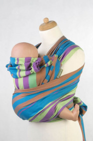 Wrap-tai Mini Lennylamb, ZUMBA BLUE