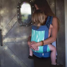 Marsupiu ergonomic,Beco Toddler, Sail