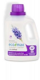 Detergent concentrat rufe cu lavanda, Ecomax, 1.5 L (50 spalari)