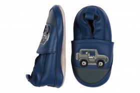 Botosei din piele pentru interior - Jeep, Melton
