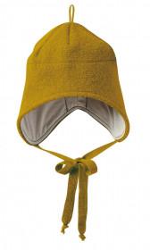 Caciula Disana lână organica boiled wool (lana fiarta) - Gold