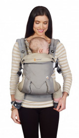Ergobaby Carrier 4 pozitii 360 - Grey