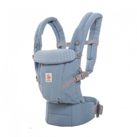 ERGOBABY Carrier Original Adapt Azure Blue 0 luni+