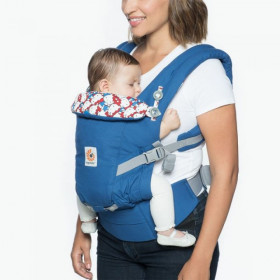 ERGOBABY Carrier Original Adapt Hello Kitty Classic 0 luni+ (editie speciala)