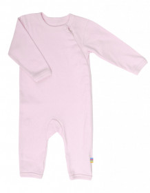 Jumpsuit Joha bumbac organic - Basic Pink