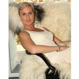 Maiou femei Joha lână merinos - Cecilie White