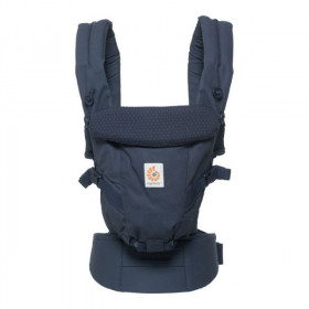 Marsupiu ergonomic,Ergobaby Adapt, Navy Mini Dots
