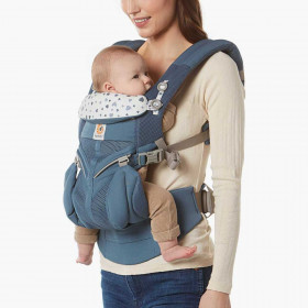 Marsupiu ergonomic,Ergobaby Omni 360 Cool Air Mesh Heart to Heart