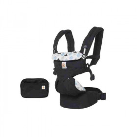 Marsupiu ergonomic, portbebe ,Ergobaby Omni 360, TRIPLE TRINNGLES