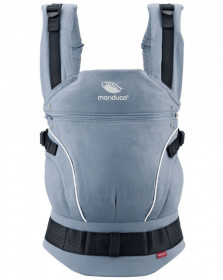 Marsupiu Ergonomic,portbebe, Manduca First, PureCotton SkyBlue