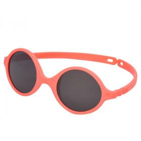 Ochelari de soare Ki ET LA ,0-12 luni - Grapefruit