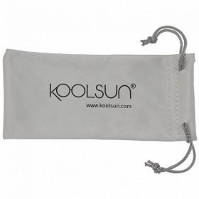 Ochelari de soare KOOLSUN, 6-12 ani - Sport- White Hot Pink
