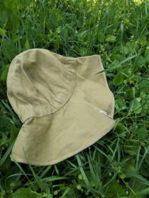 Pălărie ajustabilă ManyMonths Original cânepă și bumbac - Willow Tree