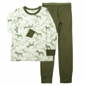 Pijama Joha bambus - Zebra