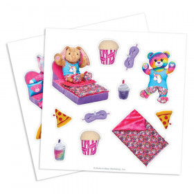 Pijama Party, set cu autocolante, Magna-Tiles Structures