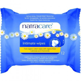 Servetele umede pentru igiena intima, Natracare