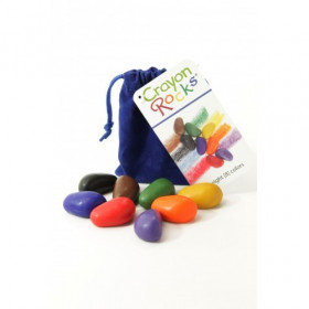 Set Crayon Rocks - 8 Creioane Naturale
