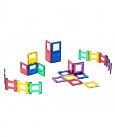 Set Playmags - 24 Piese Magnetice De Construcție