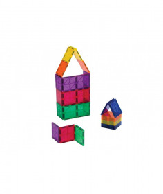 Set Playmags Starter Kit - 30 De Pătrate Magnetice