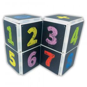 Tabla cu numere 123, Magna-Tiles Structures