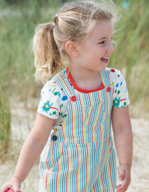 Tricou din bumbac organic -On Your Marks, Frugi