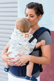 Tula Baby Carrier - Navigator