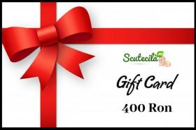 Voucher Cadou / Gift Card - 400 Ron