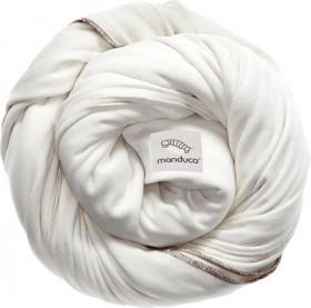 Wrap elastic, portbebe, Manduca, Ecru