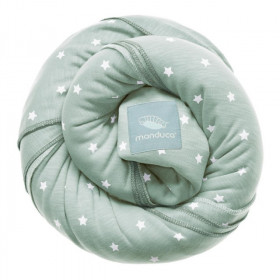 Wrap elastic Manduca, LittleStars Mint