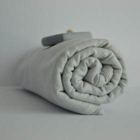 Wrap tesut Pure Baby Love, Grey