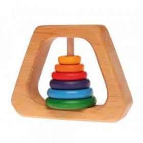 Zornaitoare Piramida - Grimm's Spiel und Holz Design