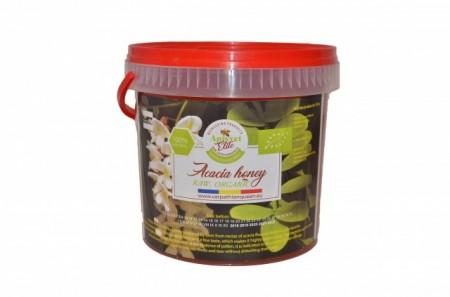 Poze Miere De Salcam productie Proprie la caldarusa de 5 litri=7 kg