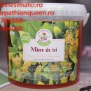 Miere de Tei productie proprie 2019 la Galetusa alimentara de 5 l=7kg