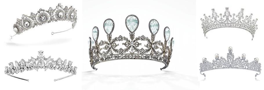 Diadema si tiara de mireasa