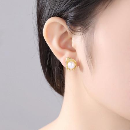 cercei perle naturale Rita