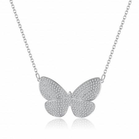 colier fluture Joanna